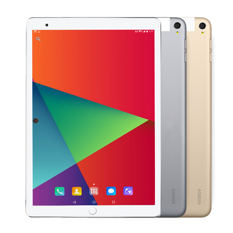 2018 newest 10.1 inch 3G Call Phone tablet PC Android 7.0 Octa Core 4GB RAM 64GB ROM Dual SIM Card WiFi Bluetooth Smart tablets newest 10 1 inch 2 5d glass screen tablet pc octa core android 7 0 call ram 4gb rom 32gb 64gb tablets pcs smart phone pad gift