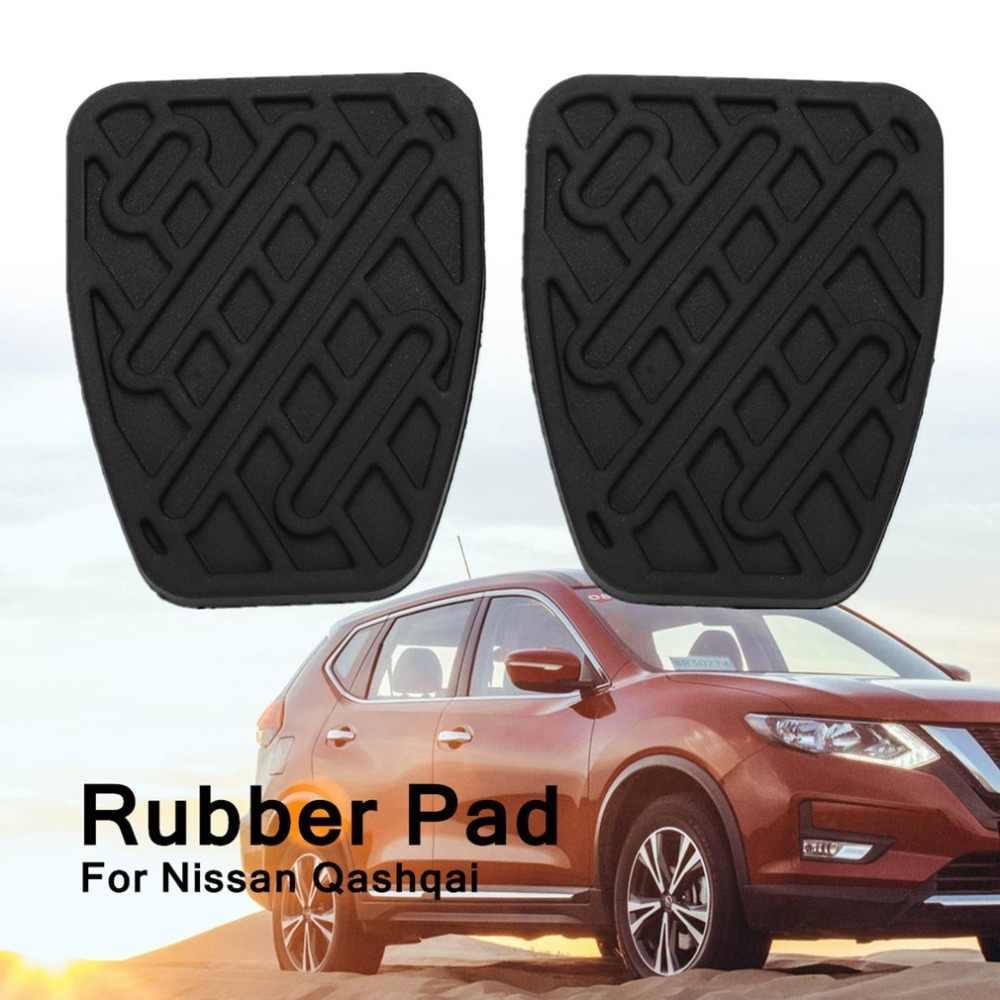 Ножная педаль скины Rubbers тормозные колодки сцепления Автомобильная муфта и педаль тормоза резиновая накладка автомобиля Accelerato для NISSAN для Benz VITO