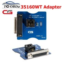 35160WT Adapter for CGPro 9S12 Programmer For Repair Vehicle Red Dot and directly use the original car chip No need the emulator
