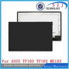 Новый 10.1 дюймов случае ЖК-дисплей Экран для ASUS Transformer Pad TF103 TF103CG ME103 K010 ME103C ME103K ЖК-дисплей Дисплей Планшеты PC замена