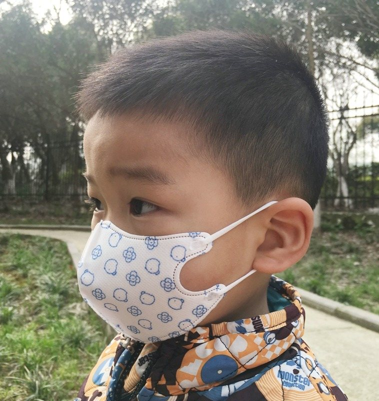 4pcs 3d Anti Dust Masks Pm2.5 Respirator Kid Protective Filter Cutton 5-layer Facepiece Mask For Children 6-10 Years Old Child Personal Health Care Back To Search Resultsbeauty & Health