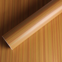 Thicken PVC Self Adhesive Wood Grain Vinyl Wrap Sticker Decal Film for Car Interior and Furniture Decoration NO.0249