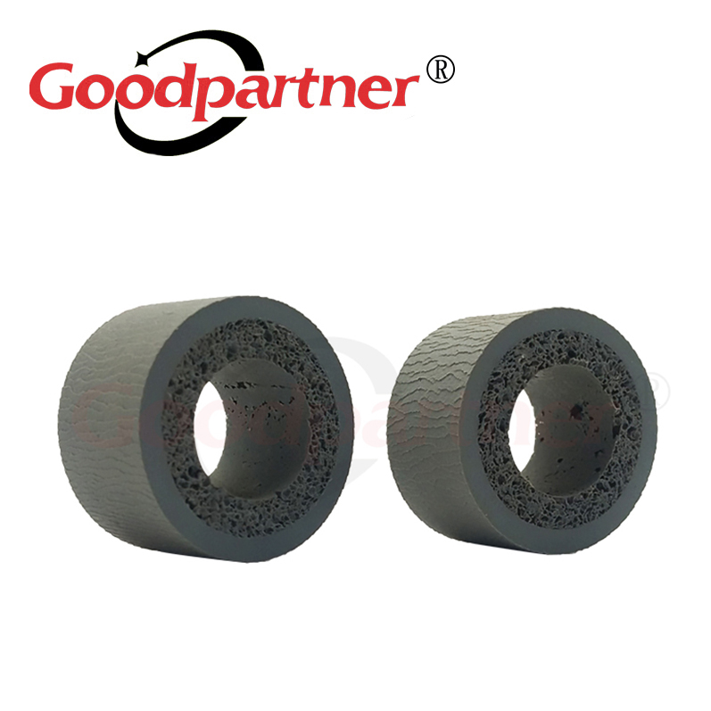 5X B12B813561 B12B819381 B12B813581 Pickup Feed Roller Rubber Tire For Epson DS-410 DS-510 DS-520 DS-560 DS-760 DS-860 Scanner