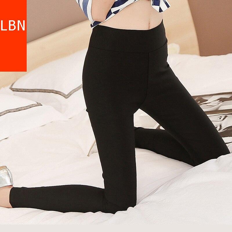 3XL Nuevo Slim Lápiz Pantalones Mujeres Primavera Verano Otoño - Ropa de mujer