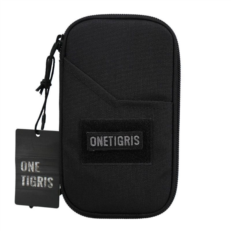 Onetigris Travel Document Organizer Card Holders Nylon Passport Wallet Tactical Military Id Card