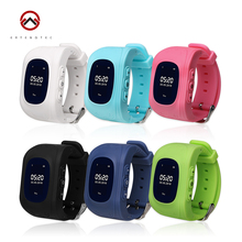Q50 Kids Smart Watch OLED GPS WIFI+GPS+LBS Tracking SOS Chil