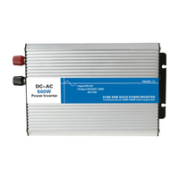 600w pure sine wave inverter 12V/24V/48V to 110V/220V tronic power inverter circuits off grid tie inverter cheap 12 24 48 V volt