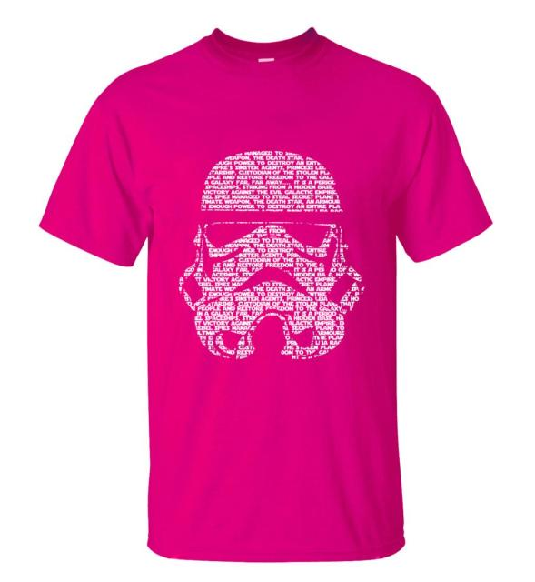 Men 2016 Summer Fashion star wars Yoda/Darth Vader Unique Masculine Streetwear T-Shirt Man Casual T Shirts masks Words Hip Hop