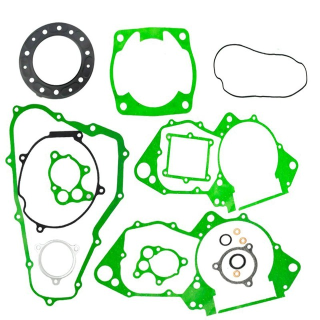For SUZUKI CR500R 1985-1989 85 86 87 88 89 High Quality Motorcycle Engines Crankcase Covers Cylinder Gasket Kits Set