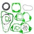 Para SUZUKI CR500R 1985-1989 85 86 87 88 89 de Alta Calidad de Motores De Motocicletas Cárter Cubre Kits de Cilindro Junta conjunto