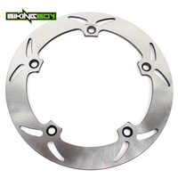 BIKINGBOY Rear Brake Disc Disk Rotor For BMW R1150 GS 1999 01 Adventure 2002 2005 R 1150 R RS RT ABS 2001 2005 R1150GS 2002 2004