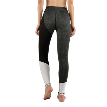 SOUTEAM Mesh Sport Leggings Women Fitness Gym Yoga Pants Leggins Sportswear Strappy Jogging Pants Running Tights Sports Clothing 1