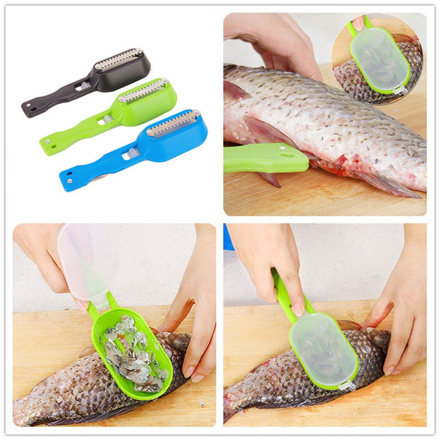 Fish Scales Skinner for Kitchen Gadgets