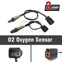 2 PCS Zuurstof Sensoren Upstream Downstream Voor Hyundai Elantra Kia SG1495 234-5430 24304 SG1485