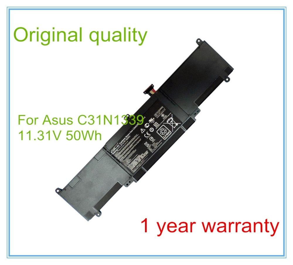 New  Original for  UX303 UX303L UX303LN C31N1339 Battery 50WH