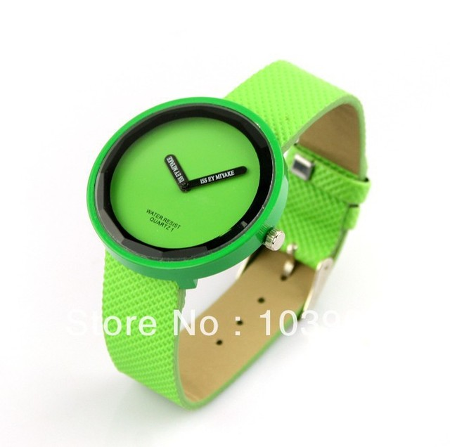 Zegarek damski WoMaGe barwne kolory