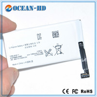 265mah High Quality 100 Original Rechargeable Lithium Mobile Phone Battery For Sony Ericsson ST27 ST27i Xperia