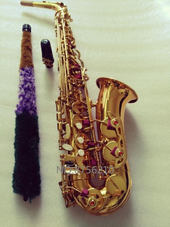 Saxophone de haute qualité 802 modèle nouveau Saxophone la profondeur de la gravure Alto Saxophone instruments professionnel