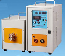 380V 40kw  metal smelting furnace High frequency induction heating machine high frequency welding metal quenching equipment free