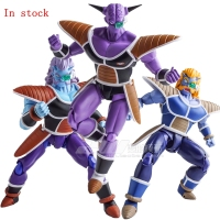 WSTXBD Demoniacal Fit Dragon Ball Z DBZ S.H.Figuarts shf Freeza Soldier Ginew PVC Action Figure Model Kid Dolls Figurals