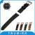22mm 24mm Italiano Bezerro Couro Genuíno Faixa de Relógio Breitling para Cinto de Fivela De Aço Inoxidável Pulseira de Pulso Pulseira Preta marrom