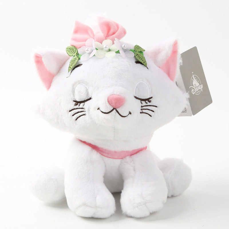 Дисней, 7 видов стилей, Мультяшные животные, плюшевые игрушки, милые игрушки 12-24 см, мягкие, Дисней, Мультяшные куклы, детский подарок