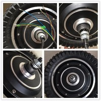 12 inch BLDC hub motor 48v250W 350W electric bicycle motor wheel Narrow tire for scooter motor electric wheelchair motor