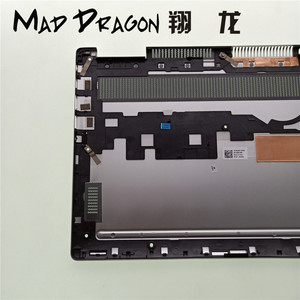 Image 4 - new original Laptop Bottom Base Bottom Cover Assembly for Dell Inspiron 13 7370 7373 7380 Silver 0R58VX R58VX 460.0B605.005