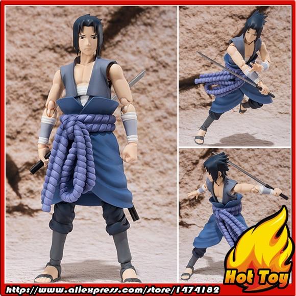 Original BANDAI Tamashii Nations S.H.Figuarts (SHF) Exclusive Action Figure - Uchiha Sasuke (VS ITACHI) from