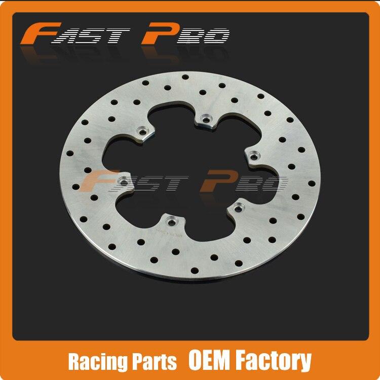 Rear Brake Disc Rotor For BMW F650 93-00 F650CS Scarver 00-07 F650GS 99-07 F650ST Strada 97-00 Motorcycle Dirt Bike