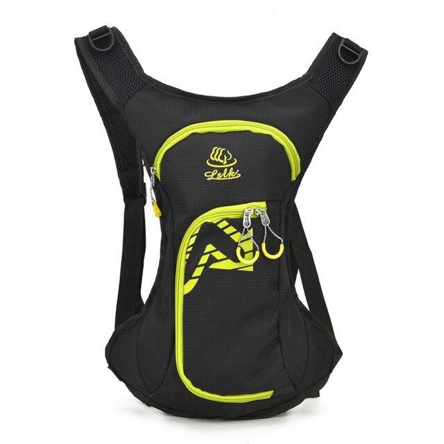 Saco de bicicleta impermeável respirável 10l ultraleve escalada mochila das mulheres dos homens ciclismo saco de água respirável esportes ao ar livre 3