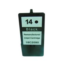 vilaxh 1pcs For Lexmark 14 Black Ink Cartridges for Z2300 Z2320 X2650 X2600 X2670 Printer