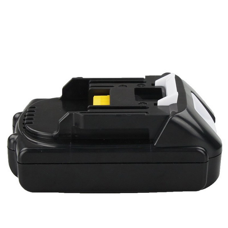 где купить Power Tool Battery 18V 3000mAh Lithium BL1830 For MAKITA BL1830 18V 3.0A 194205-3 194309-1 Electric Power Tool T2 дешево