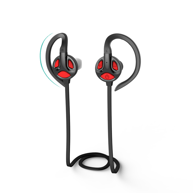 GDLYL Bluetooth Earphone Wireless Sports Headphones Ear Hook Headset Running Music Stereo Earbuds Handsfree with Mic for Phone zealot bluetooth headphones wireless earphone bluetooth eeabuds stereo headset in ear handsfree sports earphones with mic