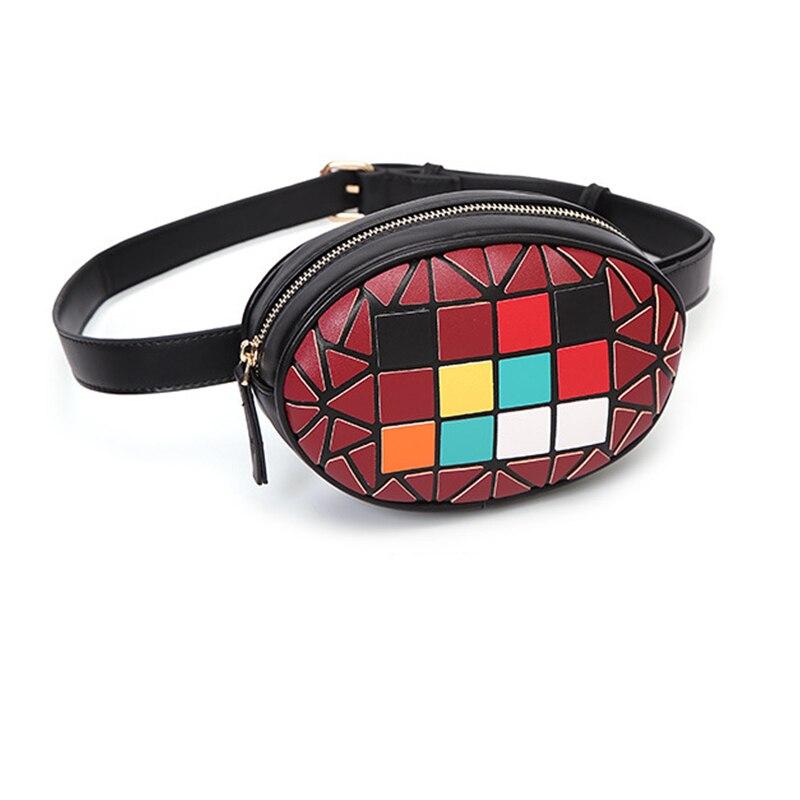Wholikes Fashion Den nya kvinnans bältenväska Lyxvaruprodukter - Bälten väskor - Foto 2
