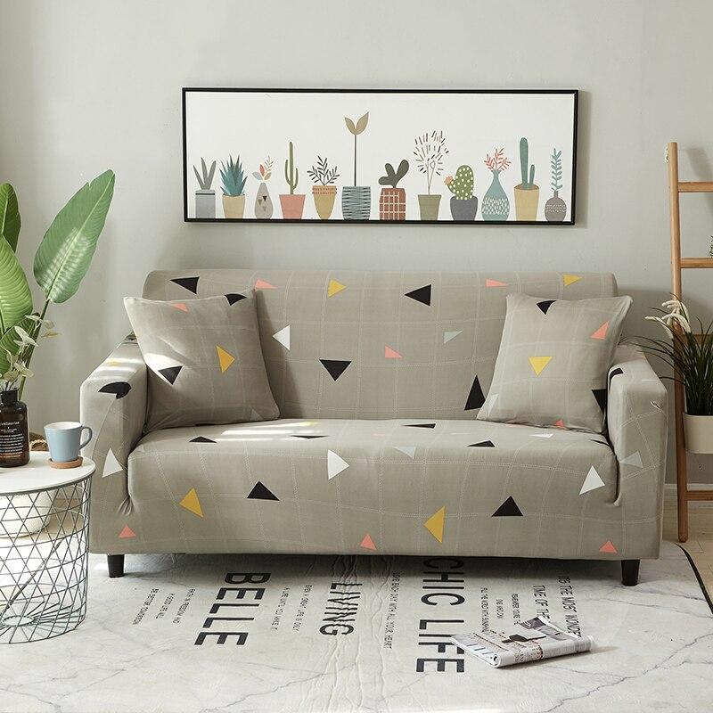 Flexible Funiture Cover All Inclusive Sofa Cover Elastic