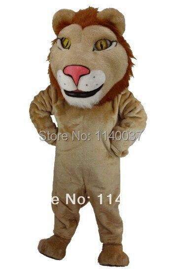 Талисман сильный Лев талисман костюм Симба лев на заказ необычный костюм аниме косплей наборы талисман