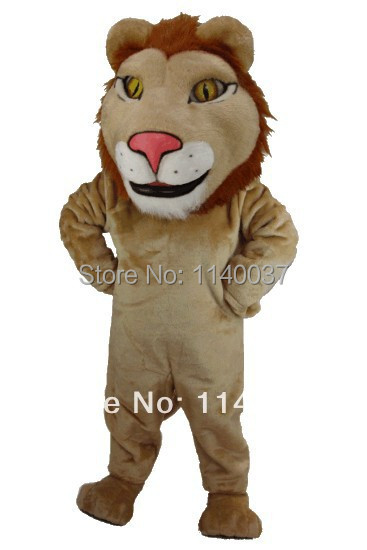 Mascotte fort lion mascotte costume simba leo personnalisé fantaisie costume anime cosplay kits mascotte