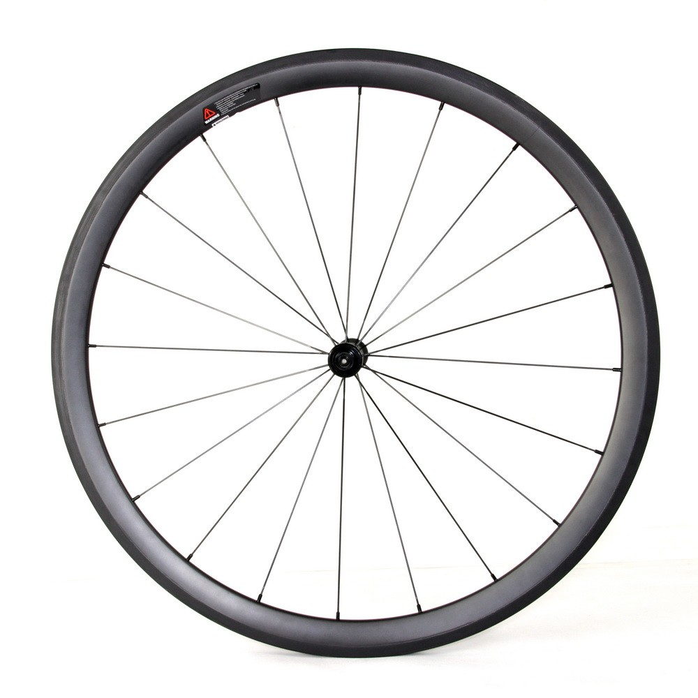 38mm carbon clincher wheelset Road Bike Carbon wheels with Novatec F271SB/R372SB Hubs 700C 23mm Width Bicycle Carbon Wheelset far sports carbon wheels 50mm clincher 23mm wide with novatec hub and sapim spokes novatec carbon wheels fsc50cm 23 700c