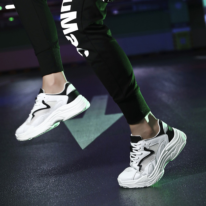 New mens badminton shoes professional sports shoes for women breathable indoor stadium sports shoes