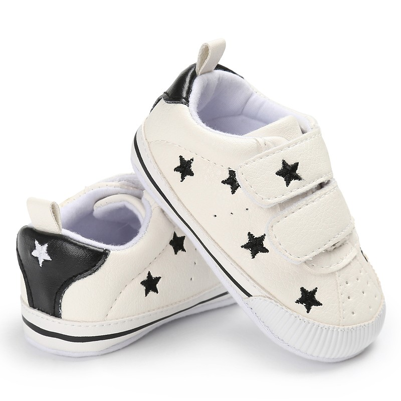 2017 brand baby shoes infant newborn PU Leather shoes Baby Boy Girl Baby Fringe Soft Soled Non-slip Footwear Crib Shoes 0-18M sayoyo brand genuine cow leather baby moccasins snail toddler infant footwear soft soled baby boy shoes pre walker free shipping