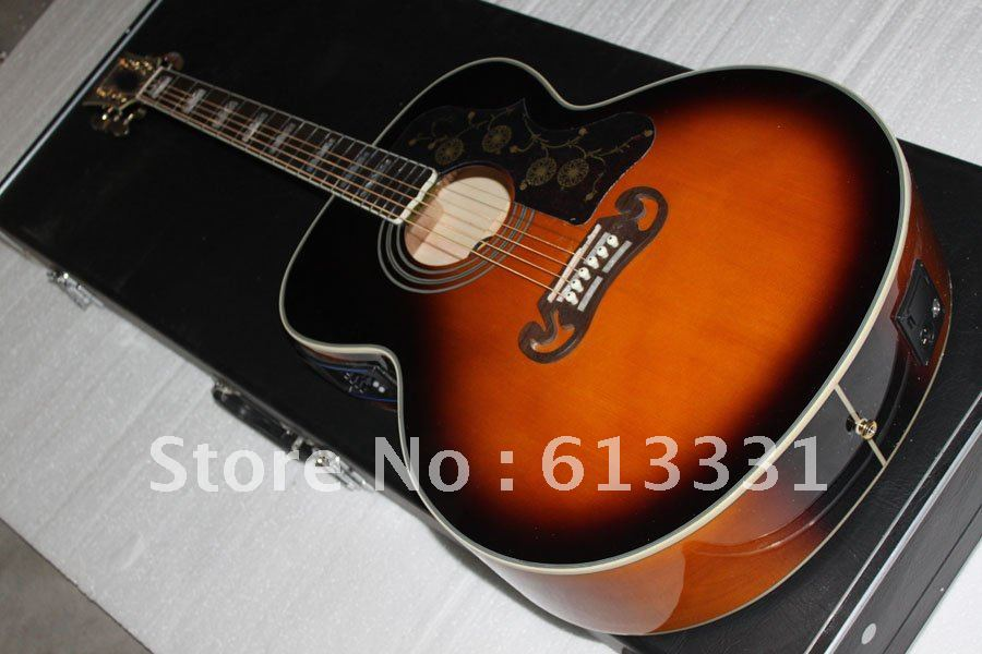 best musical instruments pick up acoustic white side black knife red classic electric guitar on. Black Bedroom Furniture Sets. Home Design Ideas