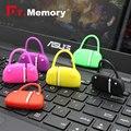 Dr.Memory USB 2.0 Flash Drive Cartoon Handbag Pendrive U Disk 32/16/8/4 GB Memory Stick High Speed 100% Real Capacity Pen Drive