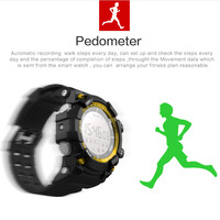 outdoor sports 01a 30m Water Swimming CALIRO Monitoring Bluetooth Sports long time used Outdoor Smart Watch Bracelet Support Android Ios (2)