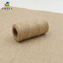 Cotton rope Jute rope Natural material cords for DIY Decorative Handmade Accessory