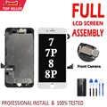 Полный комплект AAA для iPhone 7 8 Plus 7P 8 P ЖК-дисплей кодирующий преобразователь сенсорного экрана в сборе Замена полная 100% протестированная фрон...