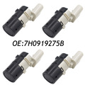 4PCS PDC Parking Sensor For Audi A6 A6L S6 RS6 & VW Multivan T5 Transporter T5 - 7H0919275B 4B0919275G