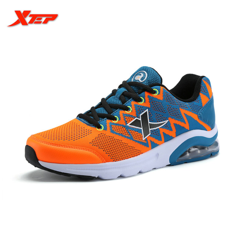 Xtep running marca zapatos para hombre aire meah transpirable athletic sneakers