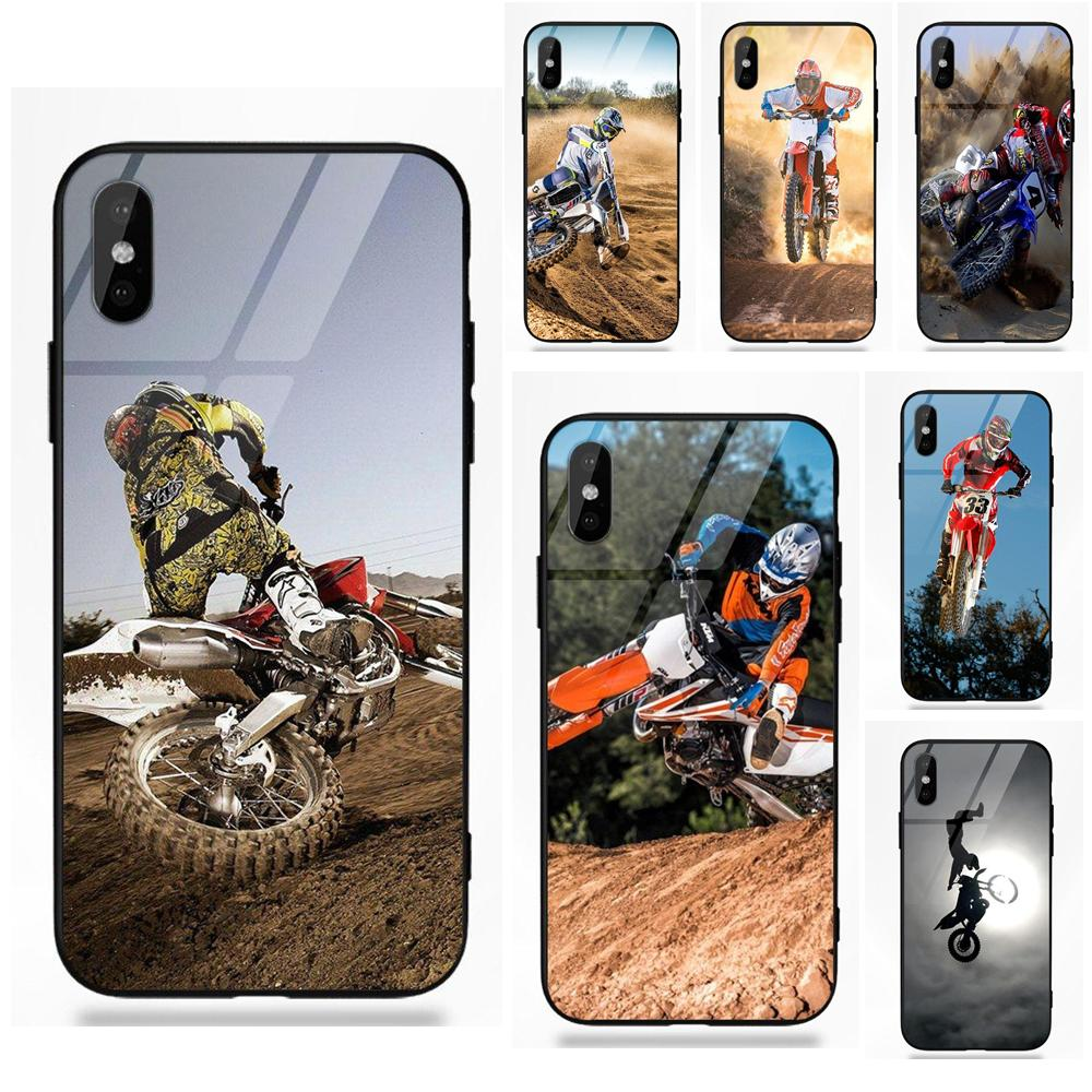 coque iphone xs moto cross