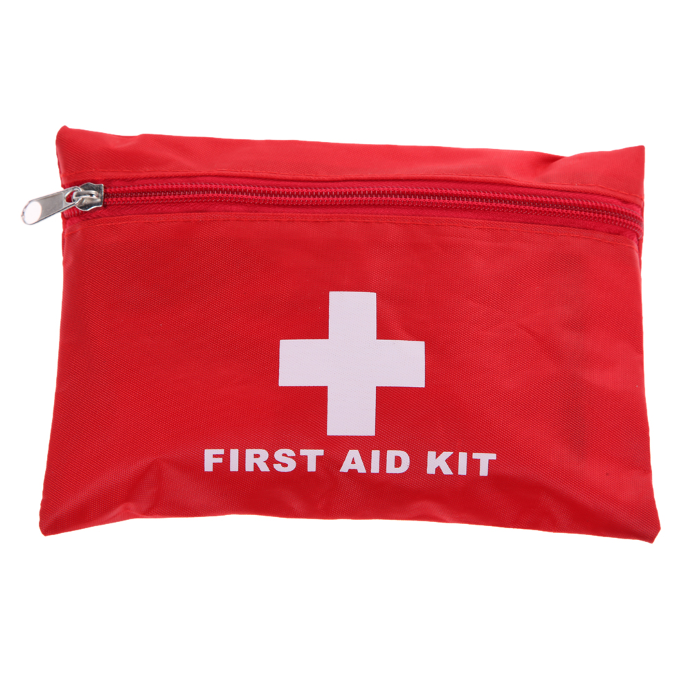 Dreamland 123 Portable Emergency First Aid Kit Pouch Bag Travel Sport Rescue Medical Treatment Outdoor Hunting Camping First Aid Kit
